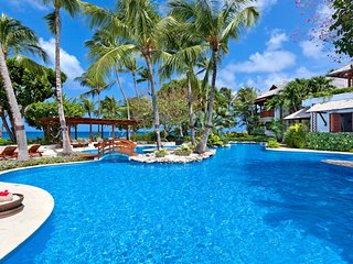 Luxury 9 bedroom Barbados villa. Luxurious Tropical Escape!