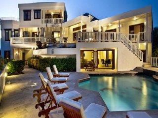 Luxury 8 bedroom Anguilla villa. Luxury!