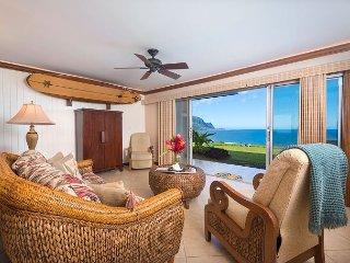 Pali Ke Kua102 ~ Newly Upgraded, A/C, Amazing Bali Hai Ocean Views!