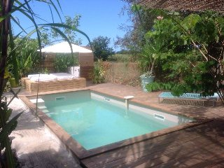 Studio piscine privative Gite Cote Cannes, piscine, proche mer et centre ville