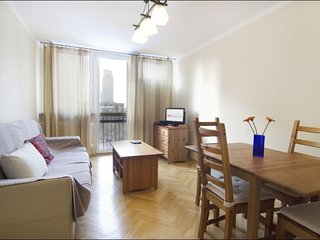 Krochmalna apartment in Praga with WiFi & lift.