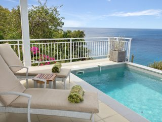 Villa Miki 2 bedrooms offers a serene atmosphere at highly reasonable rates, Gustavia