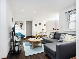 Holland Road Hideaway apartment in Kensington & Chelsea with WiFi.
