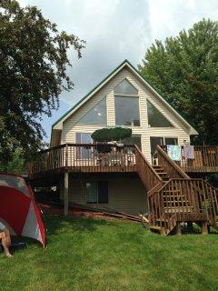 Year Round Fun Lake Front Vacation Rental - Lake Lancelot; Sugar Springs