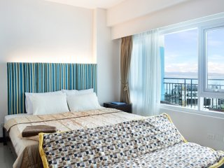 Studio with King Bed in Amisa Mactan, Cebu