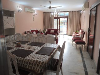 4 BHK with cook@ GK 2, South Delhi -Harmony Suites