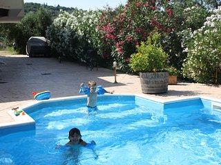 Bourikos House Corfu | Pool