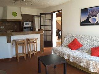 Joli appartement dans villa avec jardin proche plages, Sanary-sur-Mer