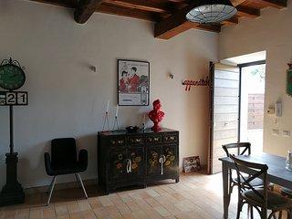 Residenza Vecchia Mola Chigi Villino Ludovico