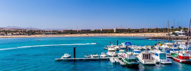 Caleta de Fuste  / Port (2km from Villa Lucuma)
