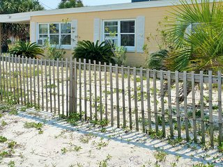 Book this beach bungalow on a budget!