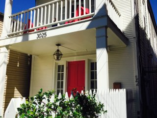 Fantastic home for easy livin in the Big Easy!