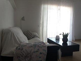 Apartamento a 250m de la playa ideal para Parejas