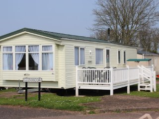 Caravan G64 Southbay Holiday Park, Brixham, Devon