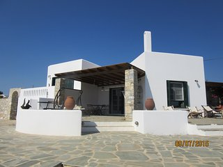 Villa from the front