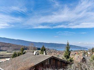 Charmante maison vue lac d'Annecy à Talloires, Veyrier-Du-Lac