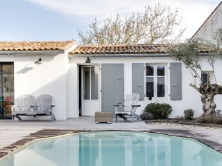 Maison avec piscine a Sainte-Marie-de-Re