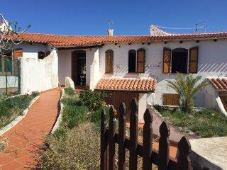 Casa en localidad La Ciaccia,Valledoria.Sumerjida en el verde, super relax.
