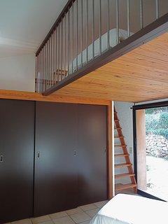 Suite 3 : la mezzanine