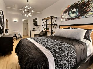 DSQ | Luxury Loft Downtown Quebec City #14, Lac-Brome
