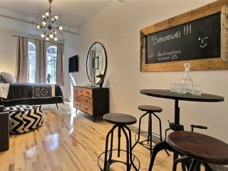 DSQ | Luxury Loft Downtown Quebec City #15, Lac-Brome