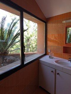 La salle de bain de la suite 3