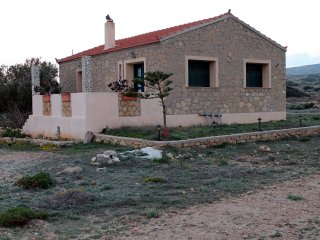 Villa Afiartis - traditional stone house for 4 persons, Karpathos Town (Pigadia)