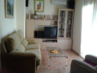 Cómodo apartamento con A.Acondicionado y garaje., Almunecar