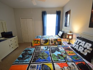 2-104 Star Wars Themed condo at Legacy Dunes Resort, gated, heated pool, gym