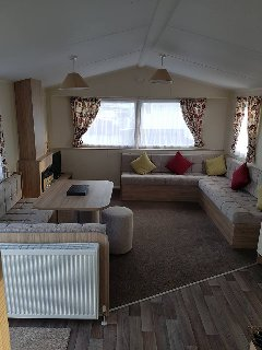 Grannies heilan hame 3 bedroom caravan rental, Dornoch