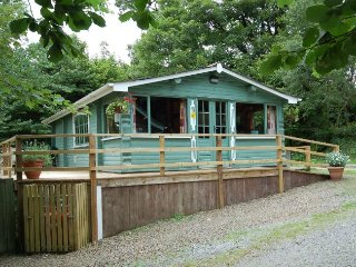 FORRO Log Cabin in Bude