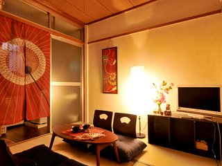 Government-approved Inn.5minutes walk to JR KYOTO station.House1