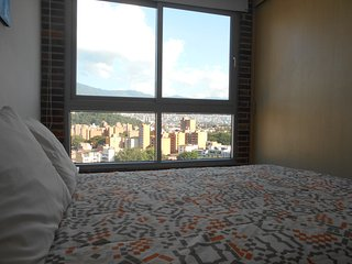 Awesome views, great rates and the best location in Laureles, Medellin