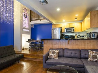 E: HUGE 14 Bed PRIVATE Church Loft for Big Groups in Hip Silverlake, Los Angeles