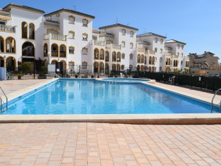 Ground Floor apartment opposite pool B