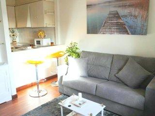 Apartamento a 2km de Somo,Playa, Surf , Golf y Naturaleza muy cerca de Santander, Pedrena