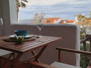 Sensacional apartamento con vista mar, Fornells