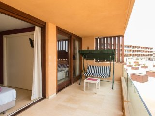 Amazing Sea View apartment in Playa d'en Bossa! D50