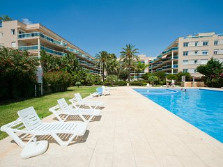 2 bedrooms SEA VIEW in Playa d'en Bossa!! SOL