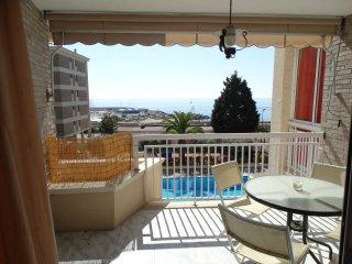 Bonito apartamento frente al mar en LLavaneres MER