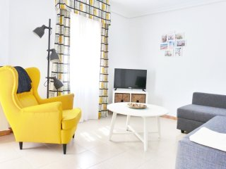 Cozy and Bright Apartment in Sevile Old Town, Siviglia