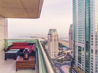 2BR Premium Furnished Near JBR Beach, Dubai