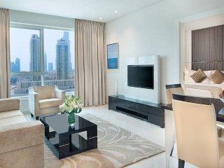 Premium Hotel Apartment Near Burj Khalifa, Dubaï