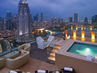 Beautiful Studio at Luxury Hotel Apartment, Dubaï