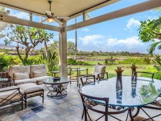Large Luxury Condo in the Four Seasons Resort Hualalai. 3BD Waiulu Villa (119C)
