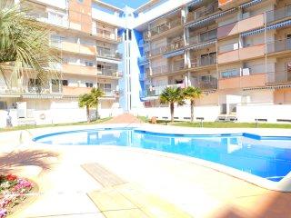 Bonito apartamento de dos habitaciones para alquiler vacacional en Santa Margari