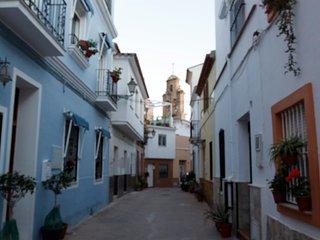 Apartamento con Patio Andaluz Málaga Centro