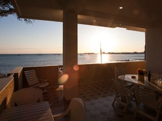 Spectacular Villa on the Beach of Porto Cesareo