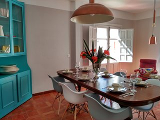 Magnífico apartamento en el centro histórico. 3 dormitorios/2 baños
