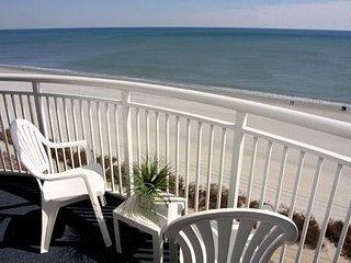Atlantica Resort, Oceanfront 2 bedroom/ 2 bathroom, WIFI, lazy river!!